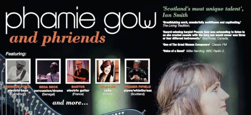 Phamie Gow in The Edinburgh Fringe Festival 2019