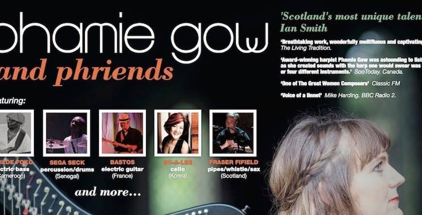 Phamie Gow in The Edinburgh Fringe Festival 2019